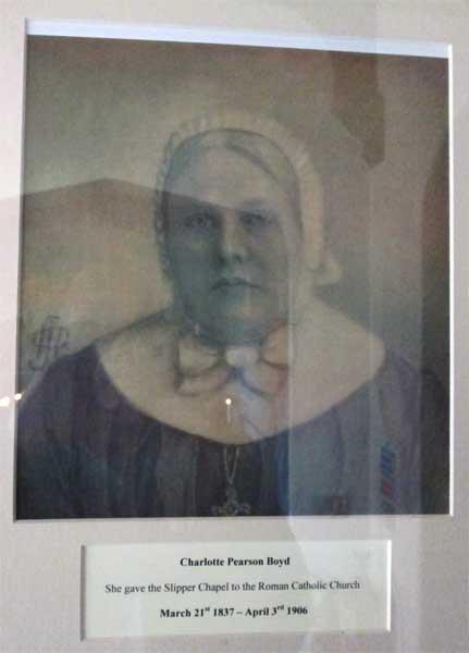 Charlotte Pearson Boyd - Sister Scholastica