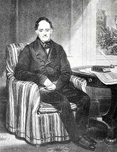 George Green, father of Henry Green