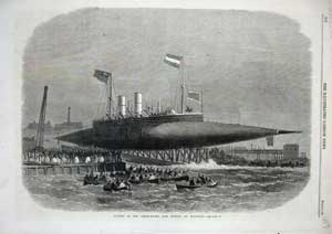 Winans 'Cigar Ship'