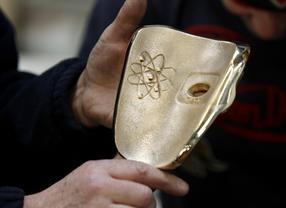 Mask. reverse side