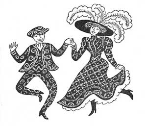 Pearly Kings and Queens by Pearl Binder