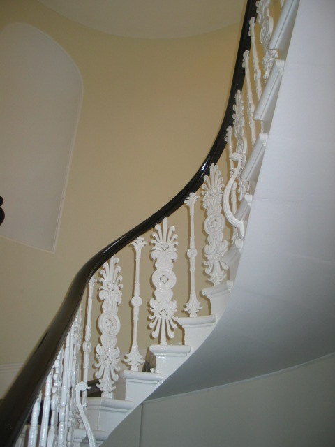 The very beautiful staircase