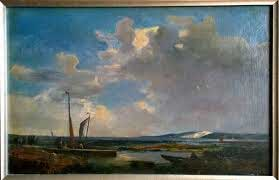 Danish Seascape by Evangeline Jex Blake