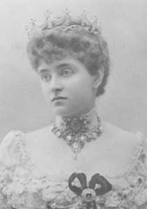 Lady Victoria Sackville West
