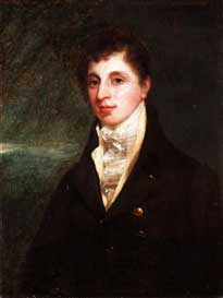 Thomas Reid Kemp as a young man