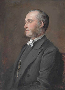 Thomas Jex Blake by John Everett Millais