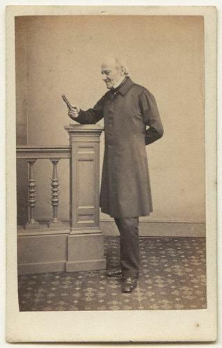 Rev Edward Elliott